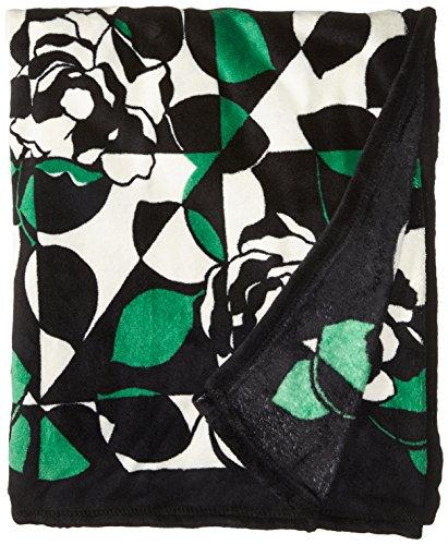 Vera Bradley Throw Blanket, Imperial Rose
