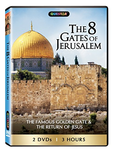 VHS : The 8 Gates of Jerusalem 2 pk.