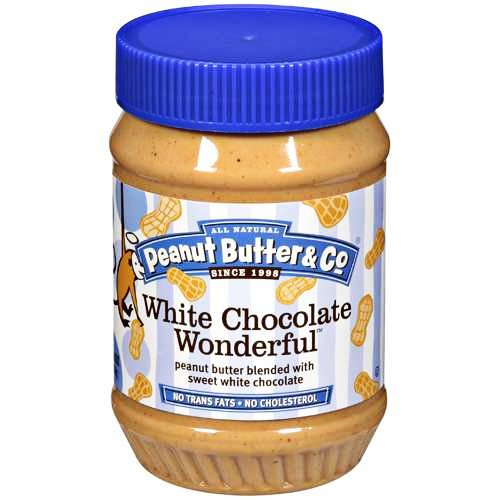 Peanut Butter & Co. White Chocolate Peanut Butter, 16 oz (Peanut Butter And Company compare prices)