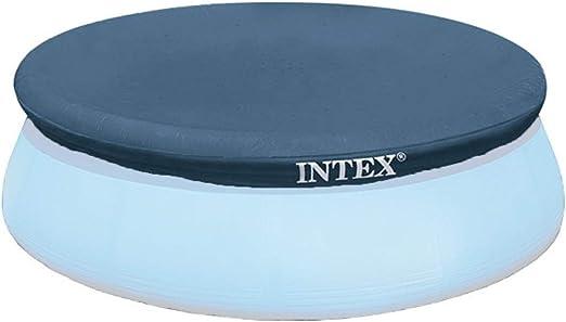 Intex 28020 - Cobertor piscina hinchable Easy Set 244 cm: Amazon.es: Jardín