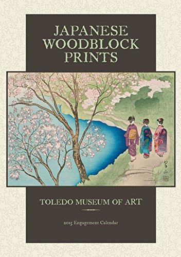 Japanese Woodblock Prints 2015 Calendar (Japanese Block Prints)