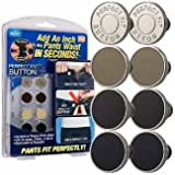 Perfect Fit Instant Button - Adds an Inch to Any Pants Waist In Seconds! -