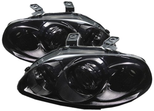 96 honda civic halo headlights - 8
