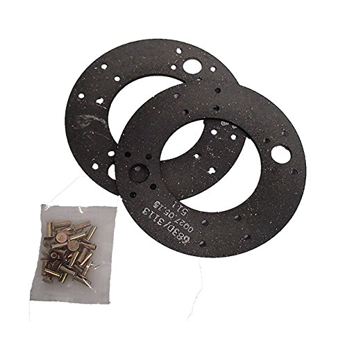 A41552 Brake Lining Kit for Case 430 530 480B 480C 480D 580B 580C 580D 480C 480C 480CK 586 470 585D 585C 584C ()