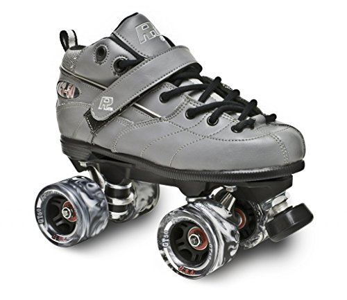 Rock GT-50 Roller Skate Package - grey sz Mens 8 / Ladies 9