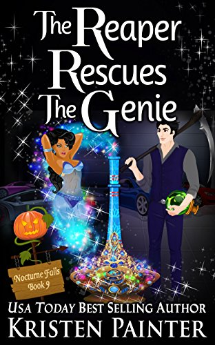 The Reaper Rescues The Genie (Nocturne Falls Book 9)