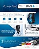 Pwr EXTRA LONG 6.7 Ft Shaver-Charger for Panasonic