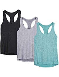 Activewear Running Workouts Clothes Yoga Racerback Tank...