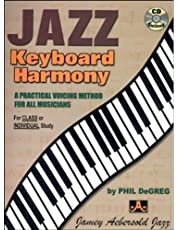 Jazz Keyboard Harmony: A Practical Voicing Method for All Musicians, Book & Online Audio