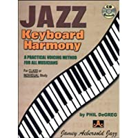 Jazz Keyboard Harmony (With Free Audio CD): A