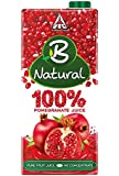 B Natural 100% Pomegranate Juice, 1L