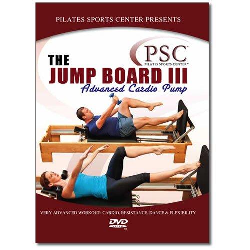 Jumpboard III: Adv Cardio Pump