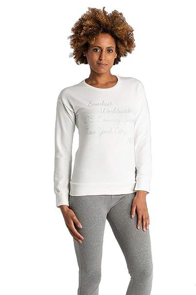 Everlast - Sudadera - para Mujer Off White XS