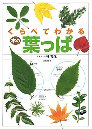 くらべてわかる木の葉っぱ 550種...