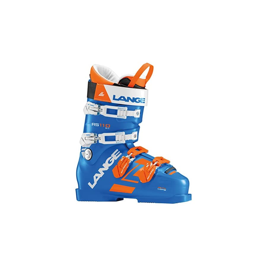 Lange RS 110 SC Race Ski Boots 2019 27.5