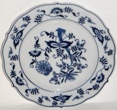 Blue Danube Blue Danube Salad Plate