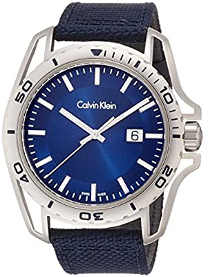 Calvin Klein Earth Men's Quartz Watch K5Y31UVN