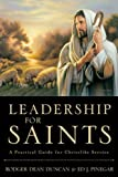 img - for Leadership for the Saints book / textbook / text book