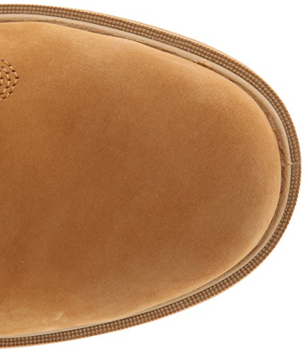 Timberland PRO Mens Direct Attach 8 Steel Toe Boot Wheat
