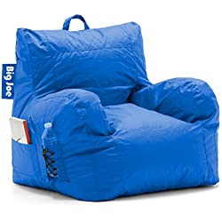 Big Joe 645614 Dorm Bean Bag Chair, Sapphire