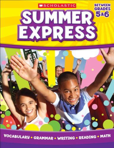 Summer Express Between Fifth and Sixth Grade