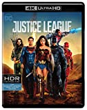 Justice League (4K Ultra HD + Blu-ray)
