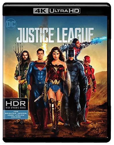 Justice League (4K Ultra HD + ()