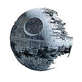 Star Wars Death Star 3 Sizes Wall stickers Vinyl wall art for cars bikes caravans homes Customise4U™ (death star 70cm)
