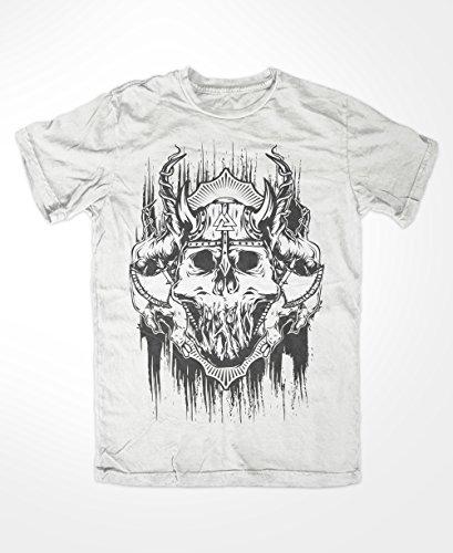 Nordic Warrior T-Shirt Weiß