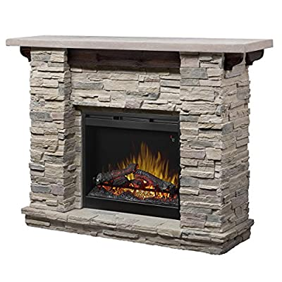 Dimplex Featherston Electric Fireplace and Mantel - GDS26L5-1152LR