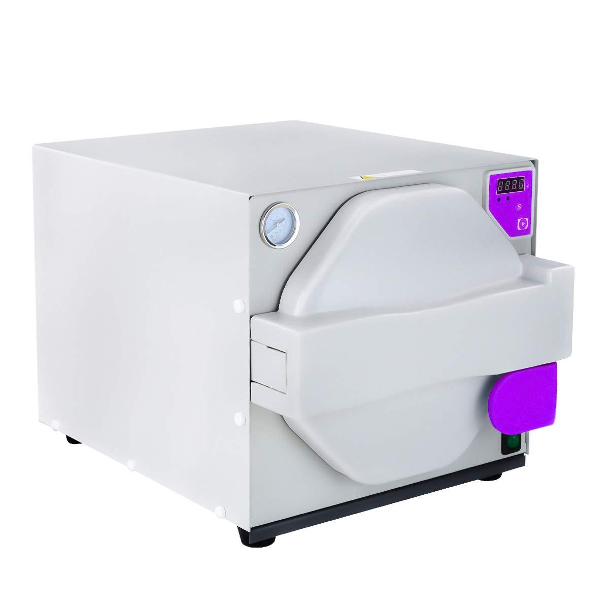 BONEW 18L Autoclave Steam Dental Lab Equipment Tool Mini330 by BONEW (Image #4)