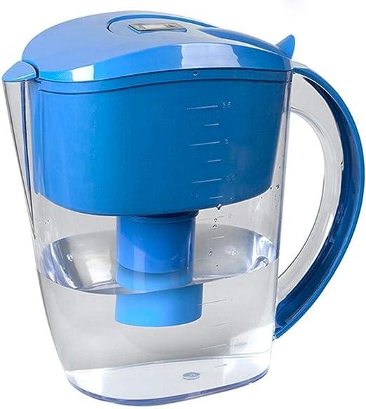 Wuyan Jarra de ionizador alcalino de 3.5 litros Filtro purificador ...