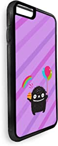 Cartoon drawing - the joy of Eid Printed Case for iPhone 7