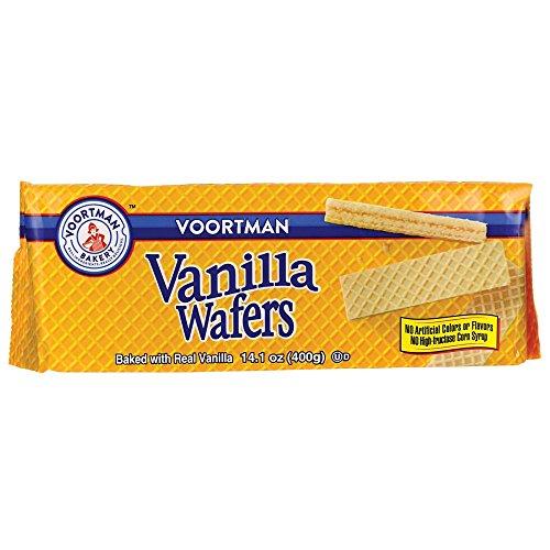 Voortman * Vanilla Wafers * (2) 14.1 oz (Vanilla Wafers)