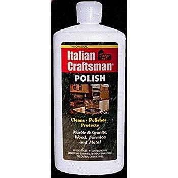 Amazon Com Italian Craftsman Poilish Marble And Granite