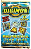 Digimon DigiBattle Card Game Series 1 Booster Pack