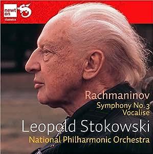 Symphony No. 3; Vocalise