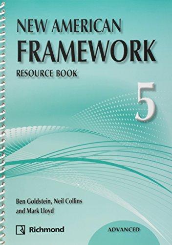 New American Framework 5. Resource Book