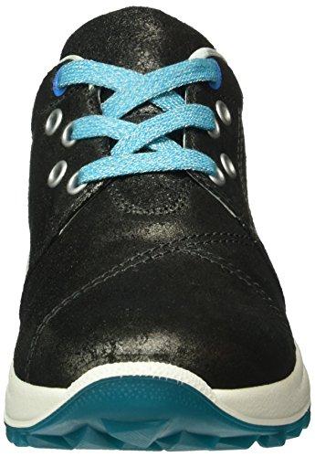 Sneakers black Low Merida 02 Combo Superfit top Black Girls' FqxIpwpf