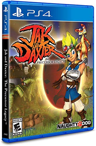 Jak & Daxter: The Precursor Legacy (Limited Run #184) - PlayStation 4 by Limited Run Games (Image #1)
