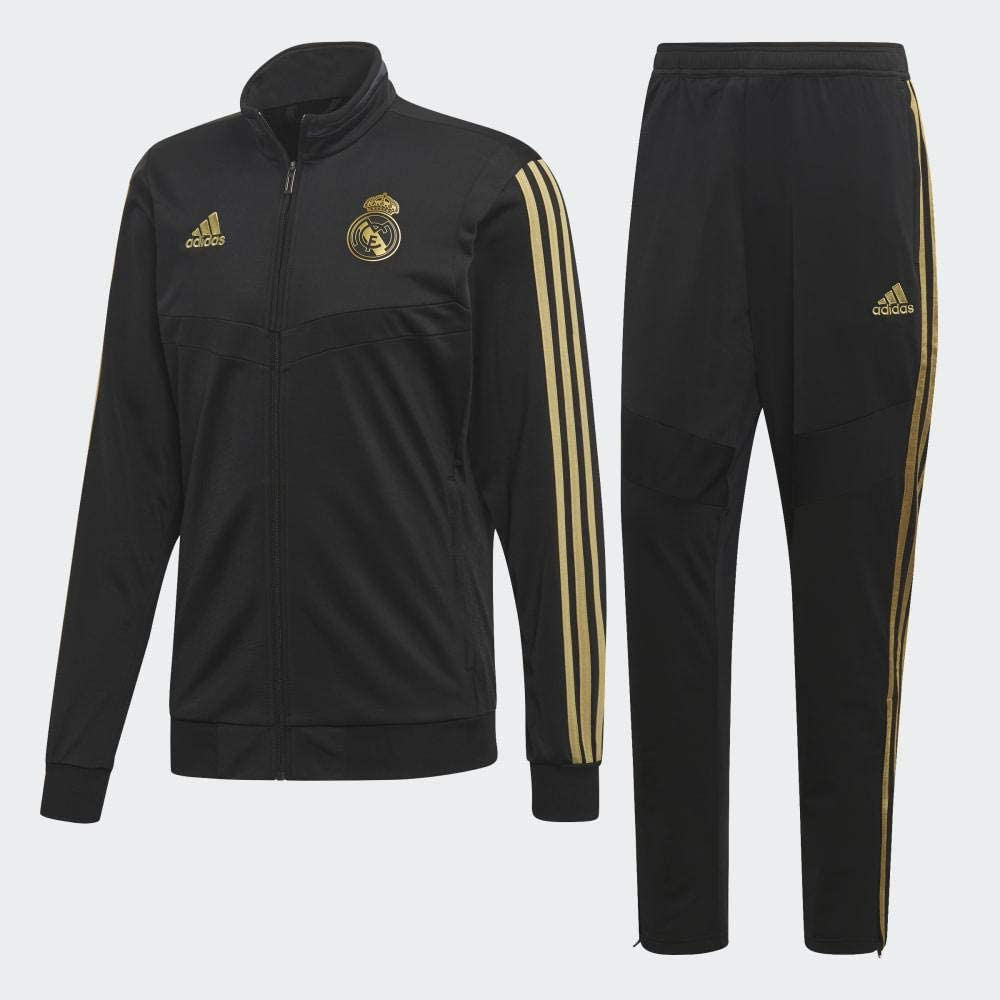 adidas Real PES Suit Chándal, Hombre
