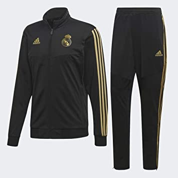 Amazon.com: adidas 2019-2020 Real Madrid PES - Chándal ...