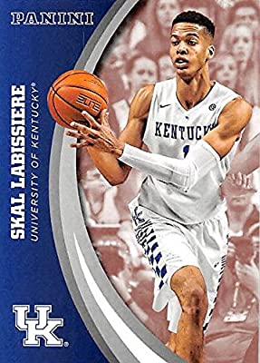 Skal Labissiere basketball card (Kentucky Wildcats) 2016 Panini Team Collection #48