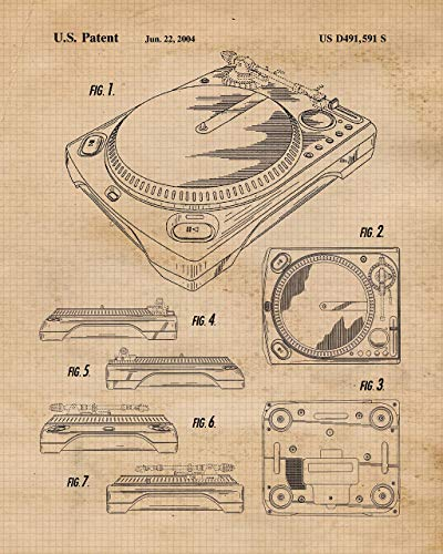 turntables poster - 6