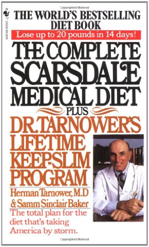 le Medical Diet: Plus Dr. Tarnower's Lifetime Keep-Slim Program (Complete Weight Loss Systems)