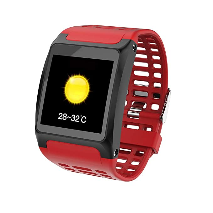 Amazon.com: Touch Screen Bluetooth Smart Watch,Wearbale Hardward+Smarta pp+Big Data Clound Service,Special Features(Blood Pressure,Heart Rate, ...