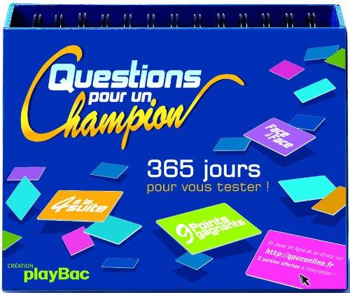 question pour un champion - 3