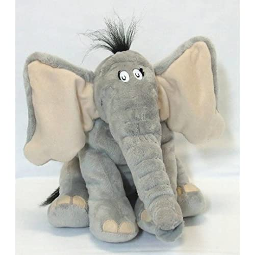 Dr Seuss Horton Hears A Who Plush Macy S 2008 Doll Toy Good