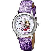 Frozen Tween Watch w/Purple Sparkle Band