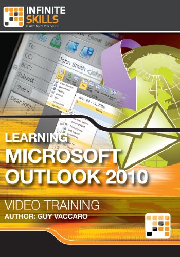 Learning Microsoft Outlook 2010 - Training Course [Download]